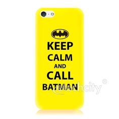 UV Coated Keep Calm Designer Collection Hard Back Case for iPhone 5C [KPCM-PVCC] - $23.90  #keepcalm #UV #iPone5C