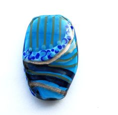 Julie Wong Sontag - Uglibeads #lampwork #beads - Buy now on Etsy! $32.00
