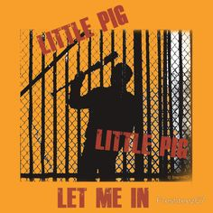 Little Pig.Little Pig Framed Prints, Canvas Prints, Art Prints, Best Tank Tops, Little Pigs, Graphic Shirts, T Shirts With Sayings, Glossier Stickers, Tshirt Colors