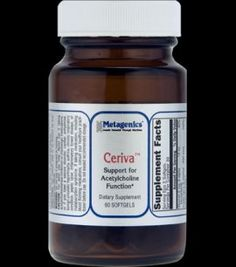 Metagenics Ceriva has been advertised as a dietary supplement that has the desired effect of sustaining the cognitive function the brain as well as memory as the years go by.