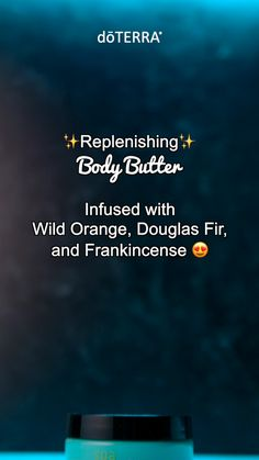 So smooth! Pamper your skin with doTERRA® Spa Replenishing Body Butter. Diy Bath Salts With Essential Oils, Doterra Essential Oils, Doterra Wellness Advocate, Frankincense Essential Oil, Self Care Routine, Body Butter, Lotions, Cookie Recipes, Spa