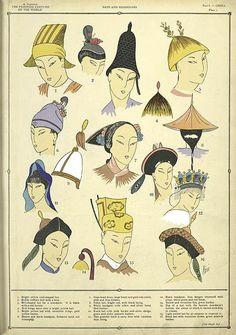 Hats and headgears 1926~27         ([1926-1927])