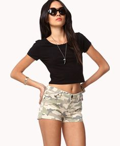 i feel like camo could come back... or am i just weird? is it a thing? can we make it outgrow its early noughties counter-swag?