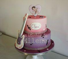 . . : | Cake Pops Portugal | : . . Os Bolinhos da Milene: violetta