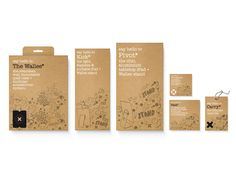 The Wallee on Packaging of the World - Creative Package Design Gallery