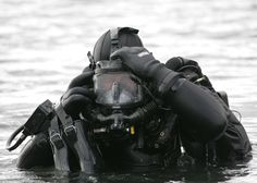 Royal Navy Diver