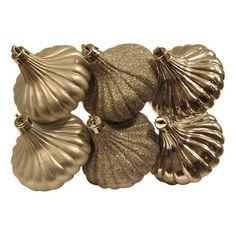 Queens of Christmas Ridged Onion Christmas Ornament | Wayfair
