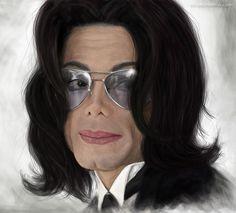 [ Michael Jackson ] - artist: Nico DiMattia - website: http://nicodimattia.com/