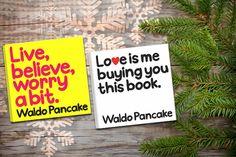 Waldo Pancake Gift Books