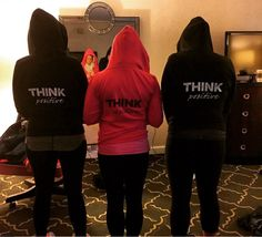 THINK positive #THINK #positive #fitness #health #positivethinking #friends