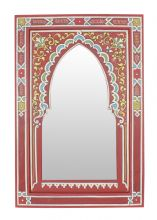 A selection of Moroccan mirrors handmade hand engraved and hand-painted by master craftsmen in Morocco Mirrors with beautiful hand crafted frames in Moroccan Mirror, Indiana, Frame Crafts, Hand Engraving, On Set, Mirrors, Tea Pots, Sink, Hand Painted