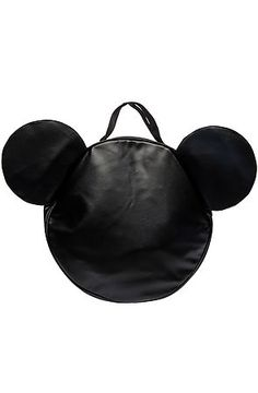 MKL Accessories Bags Fashion Blog Favorite Mickey Ears Bag Black