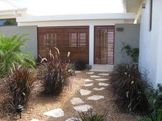 Stone #footpath - Songbird & Seabird Villas designed by Lee H. Skolnick Architecture + Design Partnership #caribbean #anguilla #architecture #villa #beach_house #stone