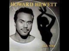 "☆Howard Hewett☆ ""This Love Is Forever""♡"
