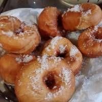 🍩Rosquitas Caseras (en mi casa para vender)🍩💲💰 Bagel, Doughnut, Food And Drink, Bread, Desserts, Ideas Para, Tela, Cake Recipes, Tortilla Pie