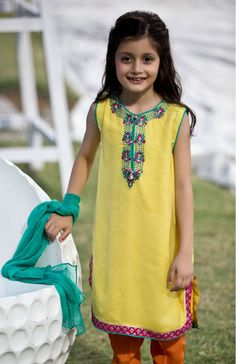 Yellow for mayon Girls Party Dress, Baby Dress, Party Dresses, Girls Casual Dresses, Summer Dresses, Online Shopping Stores, Dresses Online, Designer Dresses, Kids Outfits