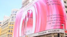 Shiseido crea la primera valla publicitaria que elimina la contaminación   Tiempo de Publicidad   Blog de Publicidad y Creatividad