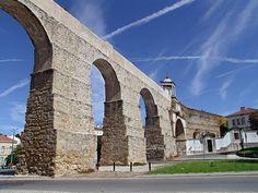 Aqueduto de S. Sebastião - Portugal