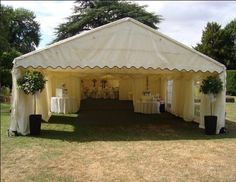 Wedding Marquee Carver Leisure marquee hire, company based in Essex but do service all counties!