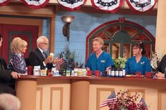 We love having Dr. Don and Mary Colbert on the show!