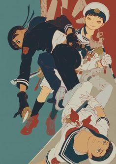 小竹 : Photo Character Inspiration, Character Art, Character Design, Character Illustration, Illustration Art, Art Studies, Illustrations And Posters, Asian Art, Manga Art