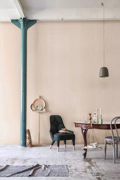 Eco Wallpapers nya kollektion Eco Mix Metallic är en kärleksförklaring till utrycksfulla...