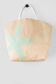 Starfish Beach Tote #Francescas