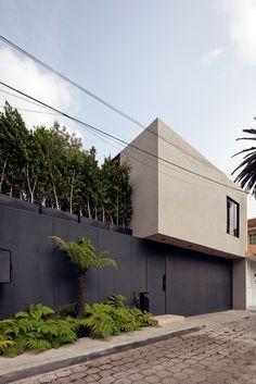 Casa Estúdio Hill - CCA Centro de Colaboración Arquitectónica