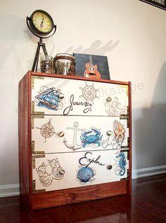 Super cool... embroider a dresser... don't mind if I do. - Urban Threads