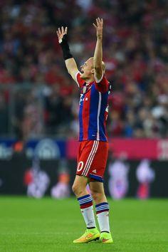 Willkommen bei Bayern, Sebastian Rode! Bayern vs Wolfsburg 22.08.14