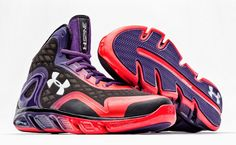 UNDER ARMOUR BASKETBALL PES FOR MARYLAND AND NORTHWESTERN
