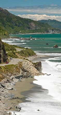 Drive the Great Coast Road - Westport to Greymouth (or vice versa). It was voted one of the 'top 10 coastal drives in the world' - NZ