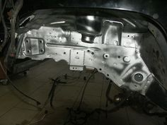 JEEP Cherokee 4.0 from Denmark Mount supercharger Rebuild Paint www.supercharger.hu