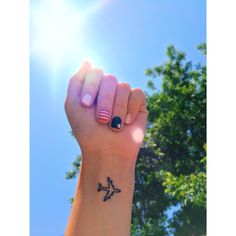 Fernweh (n., German): an ache for distant places; a craving to travel  Airplane travel tattoo