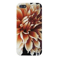 Dahlia flower covers for iPhone 5