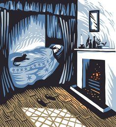 Dorothy Wordsworth's Christmas Birthday, a A Christmas poem by Carol Ann Duffy  via The Guardian