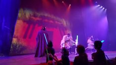 Jedi Training during Star Wars Day at Sea on the Disney Fantasy! #DisneyCruise - MamaSmiths.com