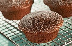 Try this Chocolate Spiced Muffins recipe, made with HERSHEY'S products. Enjoyable baking recipes from HERSHEY'S Kitchens. Spice Muffin Recipe, Muffin Recipes, Baking Recipes, Bread Recipes, Semi Sweet Chocolate Chips, Chocolate Filling, Chocolate Muffins, Chocolate Recipes, Hot Chocolate