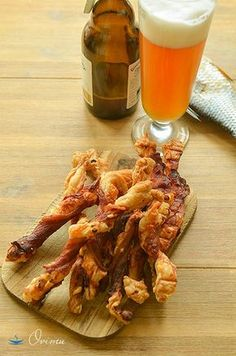 Обалденный рецепт под пиво
