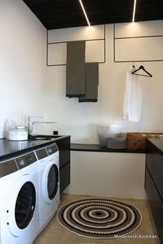 Mudroom Laundry Room, Laundry Room Design, Bathroom Toilets, Home Spa, Working Area, Beautiful Bathrooms, Interior Lighting, Home And Living, Interior And Exterior