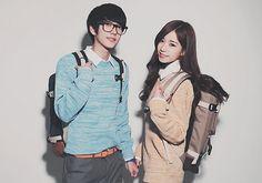 #cute #love #couples #ulzzang ♥