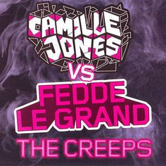 Found The Creeps (Fedde Le Grand Remix) by Camille Jones with Shazam, have a listen: http://www.shazam.com/discover/track/81126024
