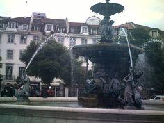 Elefante Mágico: A minha visita a Lisboa, em 2013