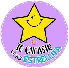 1st Birthday Party Bags, Preschool Journals, Congratulations Quotes, Spanish Basics, Teacher Stickers, Flower Background Wallpaper, Image Fun, Stickers Online, My Teacher