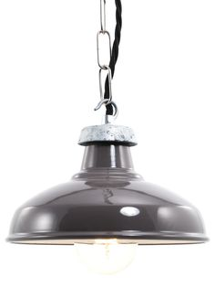 All The Factorylux Lamp Shades Are Made Entirely In UK Size And Shape