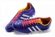0c48ddb0216c adidas 11pro trx ag leather purple white berry football boots uk sale
