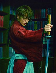 7/? Rurouni Kenshin Live Action Screencaps