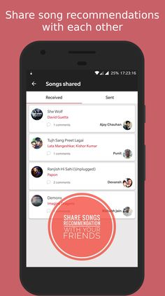 Swinguff - Social Music Player where u can send and to receive songs to your friends. #SoicialMusicPlayer  #Design #MusicLover