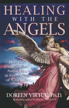 Healing with the Angels just got this book today made my shopping trip :D