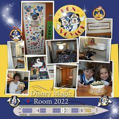 DCL STATEROOM LAYOUTS - MouseScrappers.com - like how she pointed to the room on the ship map.